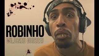 ROBINHO | Grand Beatbox Battle 2019 Wildcard