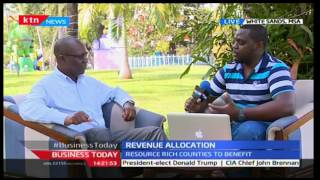 Business Today: Analysis of Revenue Allocation in the counties 30/11/2016