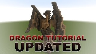 how to build a dragon statue in minecraft - मुफ्त