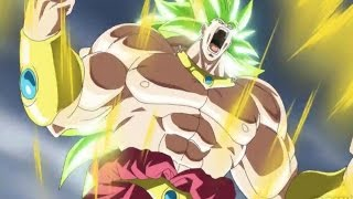 All Broly Forms And Transformations