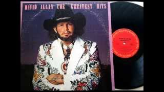 You Never Even Called Me By My Name , David Allan Coe , 1975 Vinyl