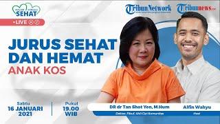 MALAM MINGGU SEHAT: Jurus Sehat Tetap Hemat ala DR dr Tan Shot Yen