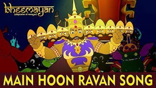 Main Hoon RAVAN Song   Bheemayan Movie