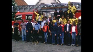 Zomerreis Jeugdbrandweer Oisterwijk naar Sprendlingen, 1978