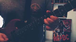 AC/DC - If You Dare (Guitar solo)