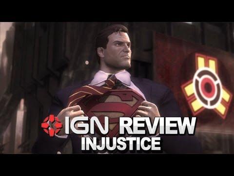 Injustice: Gods Among Us aneb když se superpostavy řežou