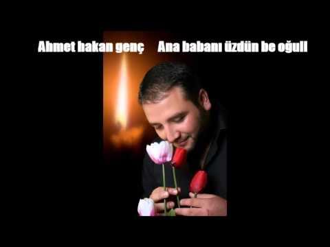Ahmet Hakan Genç ( Duygusal Oğul Şiir )