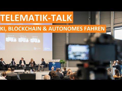 KI, Blockchain und autonomes Fahren - Trend-Technologien für Transport und Logistik