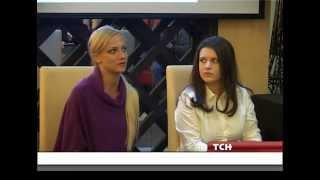 Полина Максимова, Сериал Деффчонки в Туле.webm