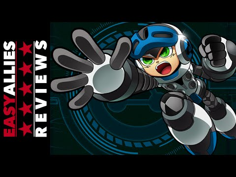 Mighty No. 9 - Easy Allies Review - YouTube video thumbnail