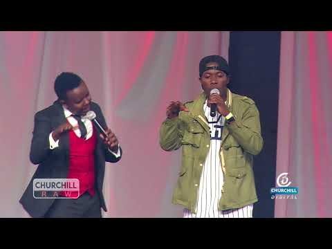 Alexis Performs Live On Churchill Show