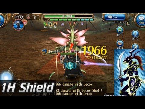 Download Toram Online - Shira [arrow + Shield ] Mage!! - 9mack