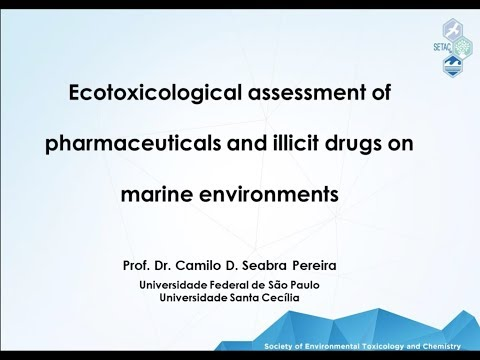 Ecotoxicological Assessment of Pharmaceuticals and Illicit Drugs on Marine Environments