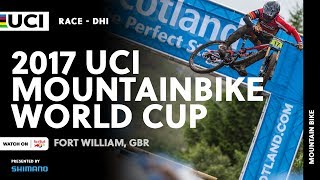 2017 UCI Mountain bike World Cup presented by Shimano - Fort William (GBR)