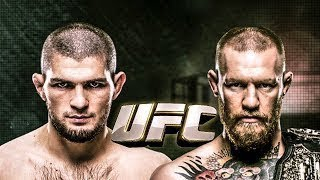 TRAILER : CONOR MCGREGOR VS KHABIB NURMAGOMEDOV #MMA #MCGREGORKHABIB #UFC