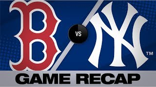 6-run 3rd propels Yankees to 7-4 win | Red Sox-Yankees Game Highlights 8/4/19