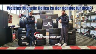 Welcher MICHELIN Reifen passt zu DIR und deinem Fahrzeug ? Michelin Premium Partner klärt auf.