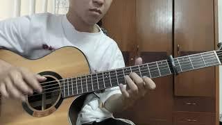 Wren Evans-THÍCH EM HƠI NHIỀU (guitar fingerstyle by tuboi)