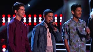 La Voz Kids | Jonael Santiago Canta'Tus Besos' En La Voz Kids