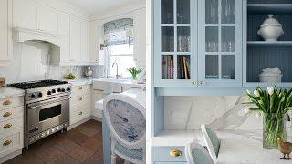 Interior Design — Pretty Kitchen Makeover On A Budget