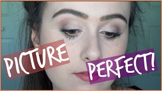Perfect Picture Day Makeup! Back To School Series