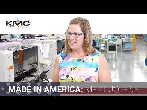 Made In America: Meet Jolene