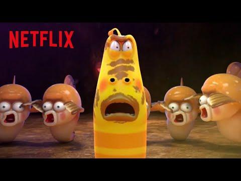 Larva Island | Official Trailer [HD] | Netflix Futures