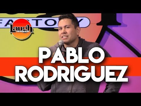 Pablo Rodriguez | Respect My People | Laugh Factory Chicago Stand Up Comedy