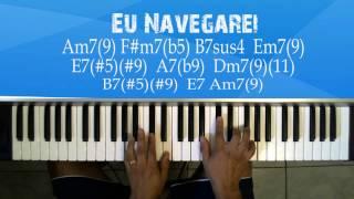 Reharmonizando - Música Eu Navegarei