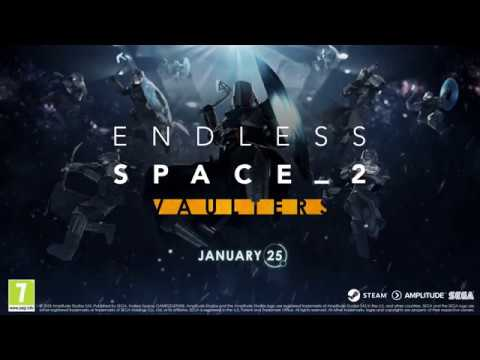 Endless Space 2 - Vaulters DLC | Mac PC Steam Game | Fanatical