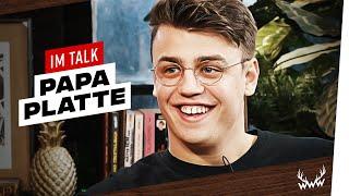 Krassester Sellout-Stream, Freundin, Stalker-Fans uvm. | Papaplatte im Talk