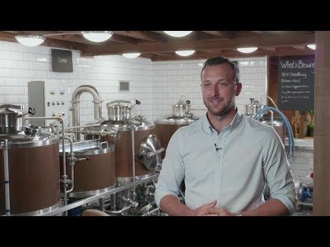 Traditions-Brauerei rüstet Tanks mit IO-Link von ifm auf