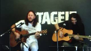 Стив Карлсон, Steve Carlson live from Stageit Studios with Jason Southard in HD (part 2/3)