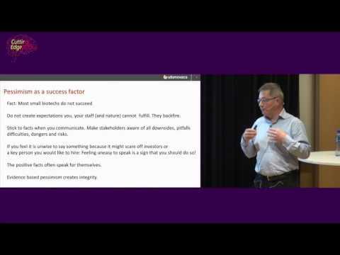 , title : 'Pessimism – a Key Success Factor for Biotech Startups - Øyvind Arnesen - Ultimovacs'