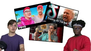 Jeanfils sur Fortnite, Joyca et Trump vs TikTok - Les tendances de Youtube