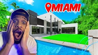 I MOVED INTO A $1,000,000 MIAMI MANSION! ft. Silky, Annoying, Innocents!