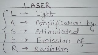 What is laser? ||Properties of laser|| and ||uses of laser|| in hindi ||