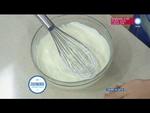 Cómo hacer la mejor crema chantilly