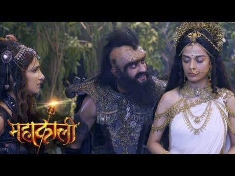 Mahakaali | Episode 8 | Parvati trapped by Daruka and Nishumbh | 15 Aug 2017