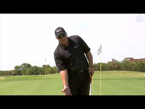 Chip Your Way to Lower Scores: Right Foot Back Drill