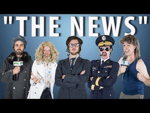 THE NEWS - feat Sage Francis [RAP NEWS 21