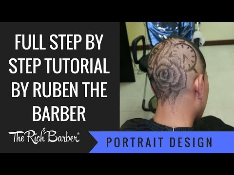 HAIRCUT TUTORIAL: THE PERFECT PORTRAIT