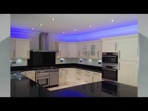 Moderne küchenbeleuchtung | Haus Ideen