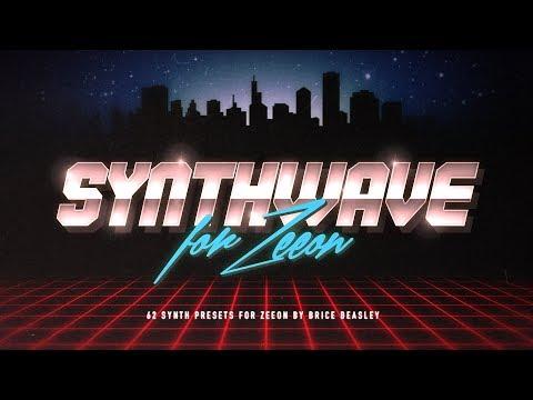 Synthwave for Zeeon: 62 New Presets (Demo) — Audiobus Forum