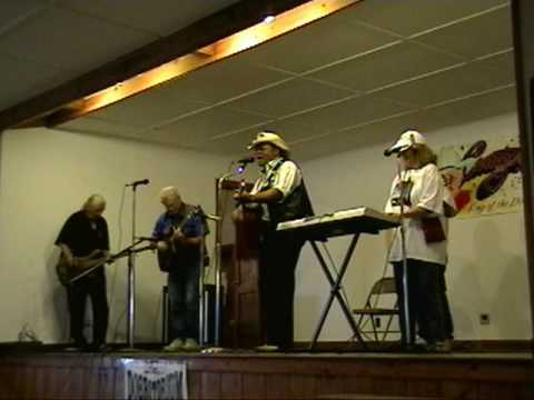 "Mike Johnson & The SideTracks ""Mama Don't Allow No Music * 2009 LeMars Music Festival"