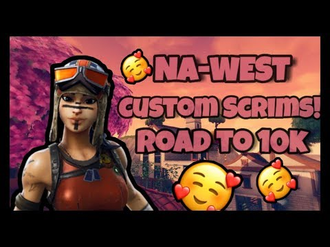 🔴(NA-WEST) FORTNITE LIVE CUSTOM MATCHMAKING! SQUADS, SOLOS, DUOS, |PS4|XBOX|PC|SWITCH|MOBILE