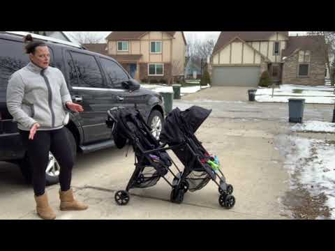Triplet Mom Nap Time Review – Zoe Strollers XL2 Best V2 add on XL4 Quad Review