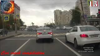 Аварии и ДТП за Октябрь 2017 (18+) Car Crash Compilation №144