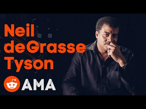 Reddit's First Video AMA With Neil DeGrasse Tyson Is Just Another Celebrity Q&A