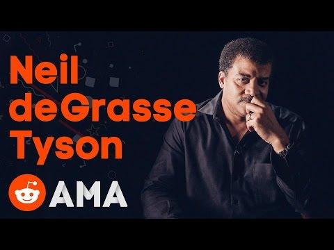 Neil DeGrasse Tyson o umění - Reddit AMA